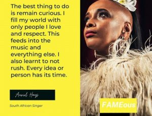 An Interview With Fame Week Africa